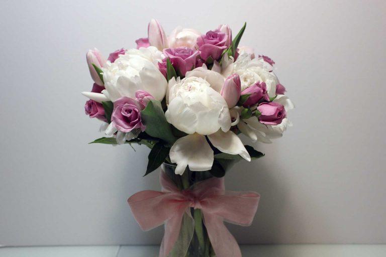 Gentle Pink Fresh Bouquet